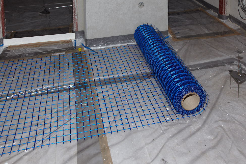 treillis de chape chapnet pour chapes int rieures mdb beton. Black Bedroom Furniture Sets. Home Design Ideas